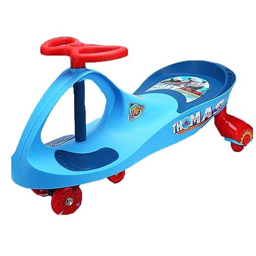 Bicicletas Triciclo de Equilibrio Carro Giratorio para niños sin ...