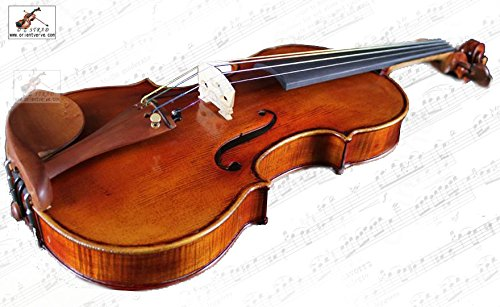 Old Antique 4/4 Violin Open Clear tone D Z Strad #N365 by D Z Strad