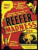 img - for Reefer Madness Composition Notebook: Grid Paper: 100 sheets / 200 pages, 9-3/4