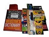 School Supplies Bundle with Dictionary Grades 3-5