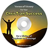 God's Bible Promises for Christian Success CD! ** Over 101 of the Best Bible Verses for Your Spiritual Growth and Total Victory! Achieve Your Purpose, Goals, and Dreams!