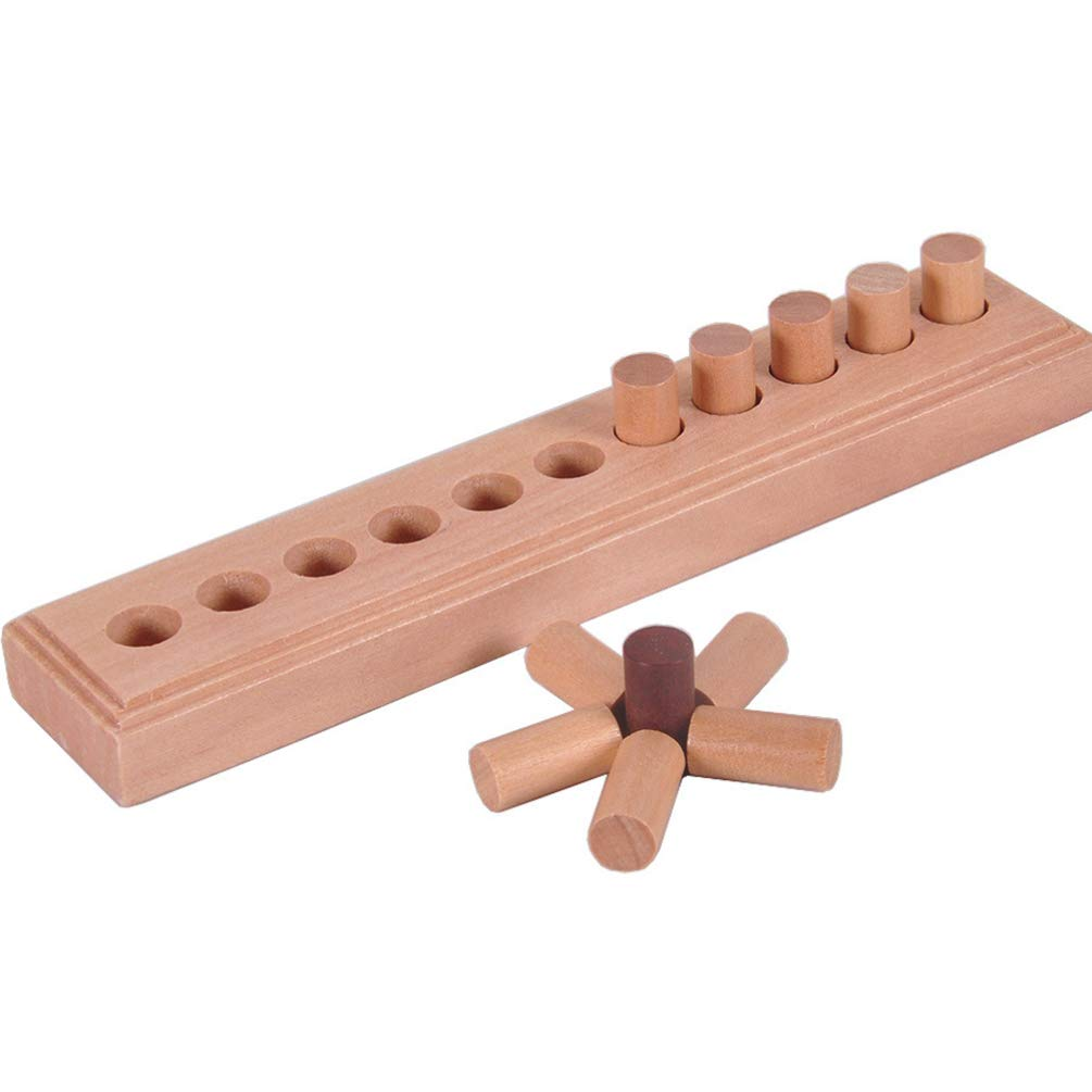 NUOBESTY Wooden Block Puzzle Toy Creative Funny Exchange Space Brainteaser Educational Intelligent Toy For Children Adult