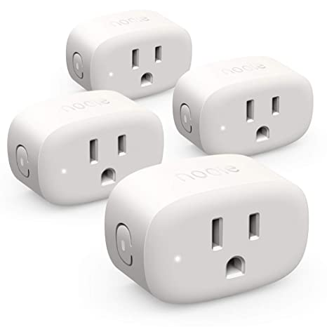 Amazon.com: Nooie Smart Plug Wifi Outlet Mini Smart Socket ...