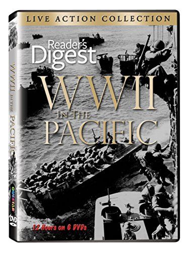 VHS : Reader's Digest - World War II in the Pacific 6 pk.