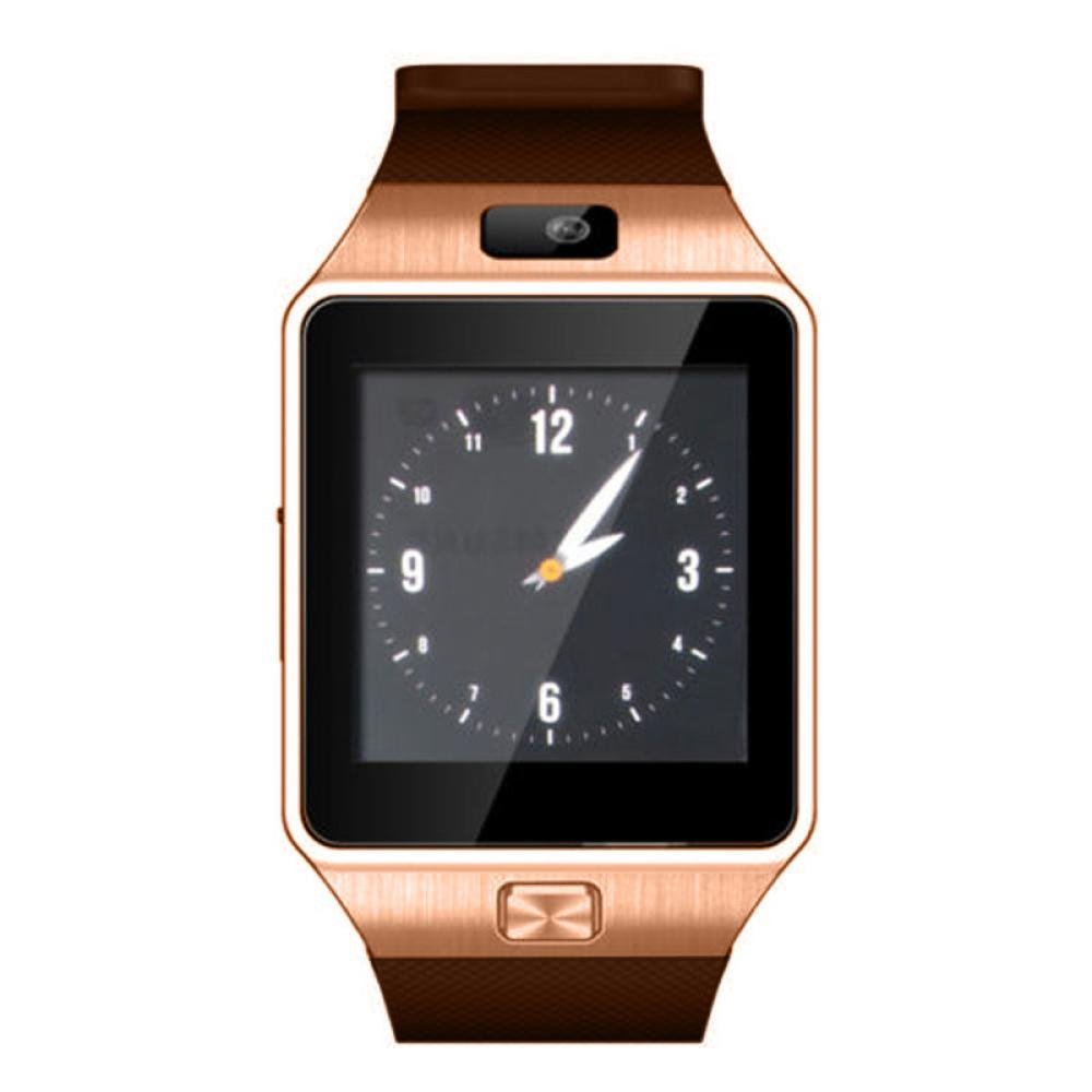 ❤️SmartWatch Bluetooth 3.0 Btruely Herren Pulsera Actividad Reloj Inteligente Impermeable Deporte Fitness Tracker con Contador de Calorias/Compatible ...