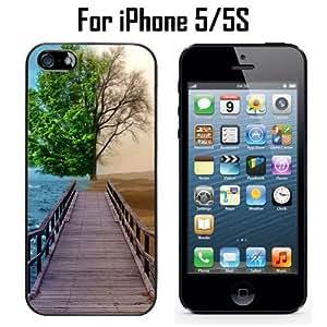 Half Life Tree Custom Case/ Cover/Skin *NEW* Case for Apple iPhone 5/5S - Black - Plastic Case (Ships from CA) Custom Protective Case , Design Case-ATT Verizon T-mobile Sprint ,Friendly Packaging - Slim Case