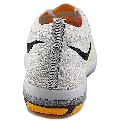 Focus LASER Womens Trainers WHITE Flyknit TOTAL Free BLACK Breathable ORANGE NIKE ORANGE Mesh ESxdpqzpw