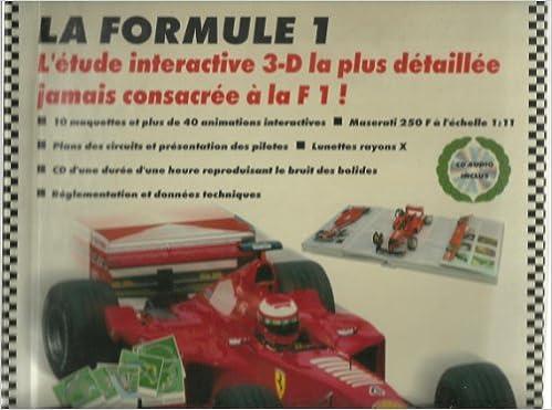 La Formule 1. Avec CD audio (Divers): Amazon.es: Van Der Meer ...