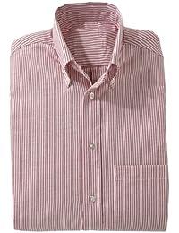 Men's Performance Short Sleeve Wrinkle Resistant Oxford Shirt