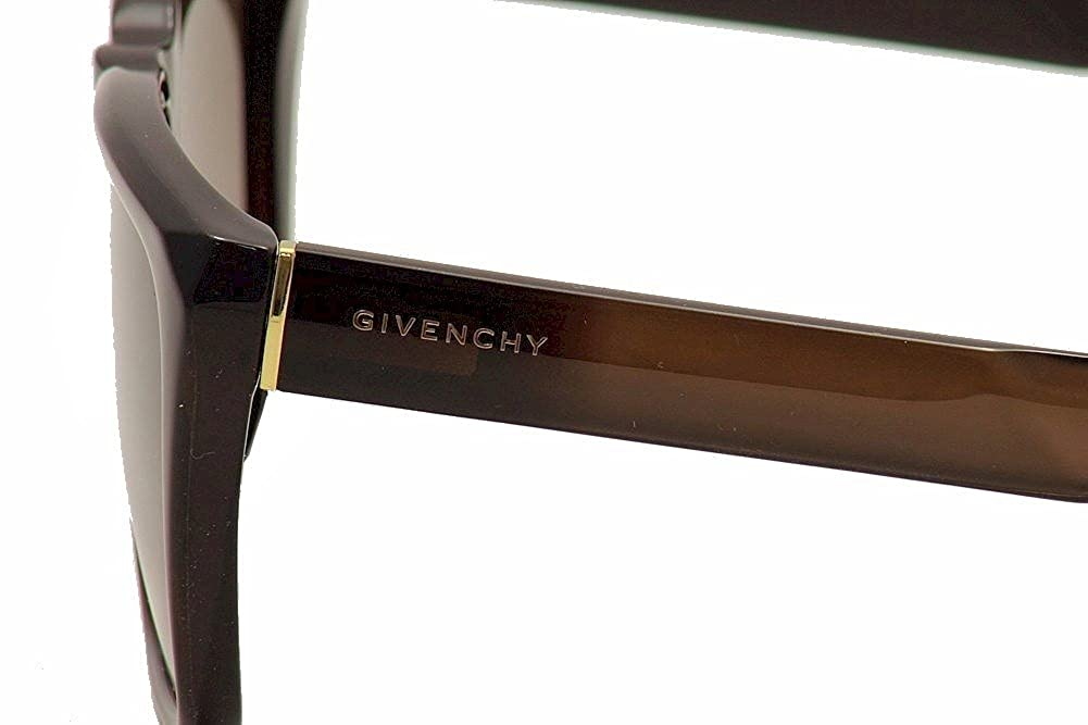 e549495a68f2 Amazon.com: Givenchy 7002/S R99 Metallized Brown 7002/S Square Sunglasses  Lens Category 3 L: Givenchy: Clothing
