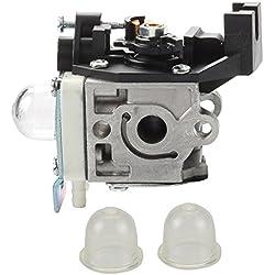 Butom RB-K93 Zama Carburetor For Echo GT-225 PAS-225 PE-225 SHC-225 SRM-225 21.2 cc Curved Shaft Trimmer brushcutter