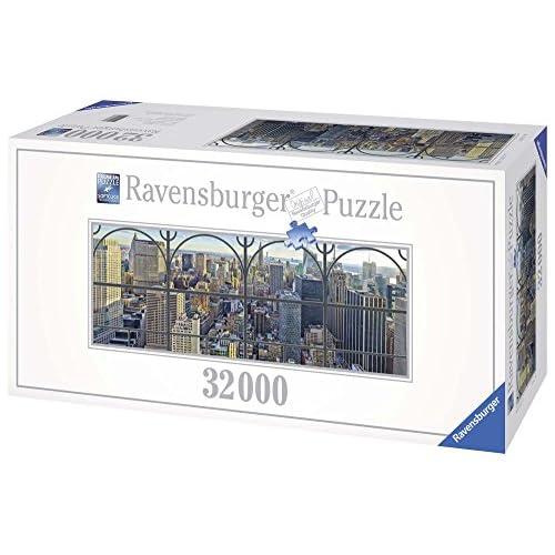 check out b09f2 db48a à bas prix Ravensburger - 17837 - Puzzle Classique - Puzzle New-york  Fenêtre -