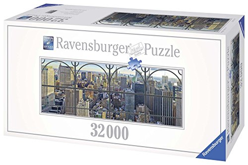 Ravensburger New York City 32000 Piece Jigsaw Puzzle for Adults – Softclick Technology Means Pieces Fit Together Perfectly