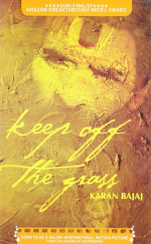 book cover of Keep Off The Grass