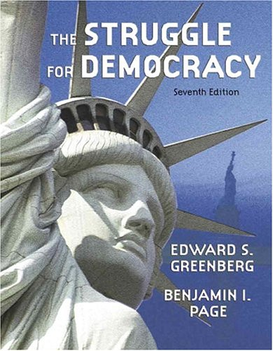 The Struggle for Democracy (7th Edition)