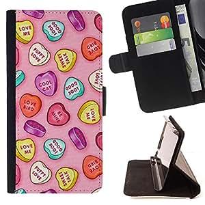 - butterfly beige pink teal purple spring - - Prima caja de la PU billetera de cuero con ranuras para tarjetas, efectivo desmontable correa para l Funny HouseFOR Samsung ALPHA G850