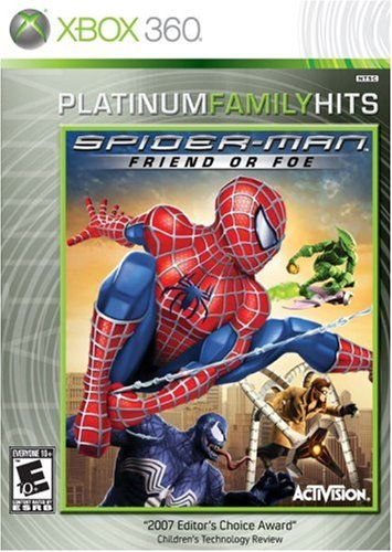 Spiderman: Friend or Foe - Xbox 360 by Activision