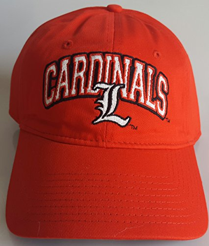 NCAA New University of Louisville Embroidered Adjustable Buckle Cap by NCAA