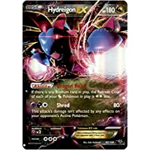 Pokemon - Hydreigon-EX (62/108) - XY Roaring Skies - Holo