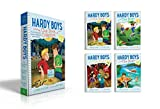 Hardy Boys Clue Book Collection Books 1-4: The Video Game Bandit; The Missing Playbook; Water-Ski Wipeout; Talent Show Tricks
