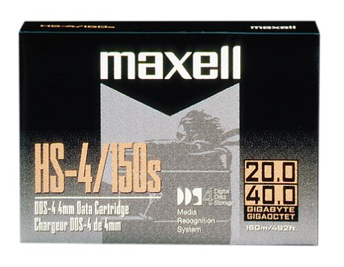 Data Cartridge MAXELL  HS-4/150S 20/40GB