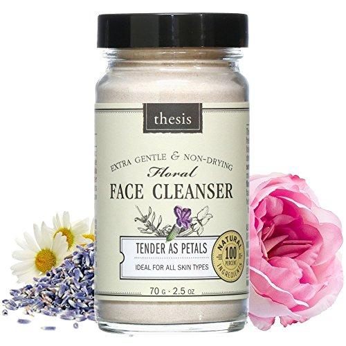 Organic & Natural Gentle Natural Wash - Facial Cleanser Tender As Petals