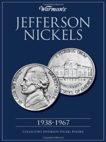Collectors Folder - Jefferson Nickel 1938-1967 Collector's Folder (Warman's Collector Coin Folders)