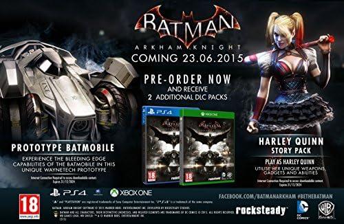 Batman Arkham Knight [Importación Francesa]: Amazon.es: Electrónica