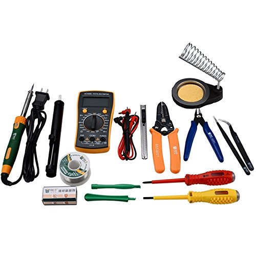 Reparatursätze , BEST BST-113 16 in 1 Haushalts Beruf Mehrzweck Reparatur-Werkzeug für Laptop Set
