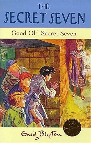 book cover of Good Old Secret Seven