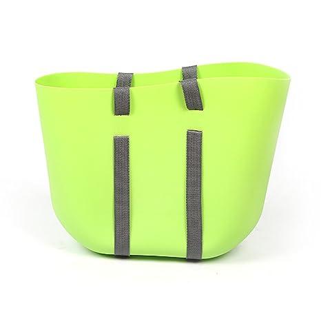 Amazon.com: Boli cesta de gran bolsa de la compra bolsa para ...