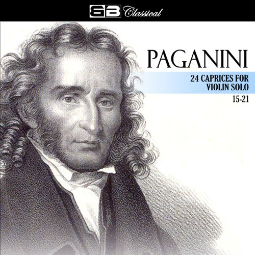 paganini 24 caprices for violin solo 15 21 sergei stadler mp3 downloads. Black Bedroom Furniture Sets. Home Design Ideas