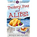 Turkey, Pies, and Alibis (Sweetfern Harbor Mystery Book 5)