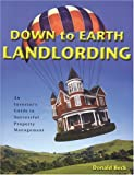 img - for Down To Earth Landlording book / textbook / text book