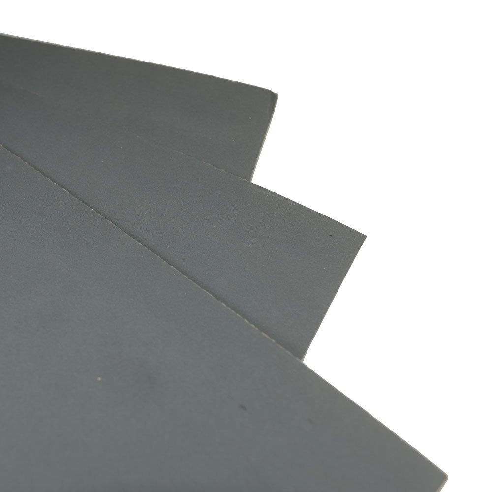 5 Sheets Sandpaper 800 Grit Waterproof Paper 9x11 Wet//dry Silicon Carbide