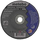 Metabo 616726000 4.5'' x 1/4 x 7/8 Original - Depressed Center Grinding