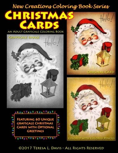 New Creations Coloring Book Series: Christmas