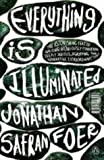 Front cover for the book Everything Is Illuminated by Jonathan Safran Foer