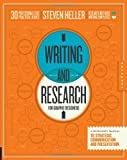 Writing and Research for Graphic Designers, Steven Heller, 1592538045