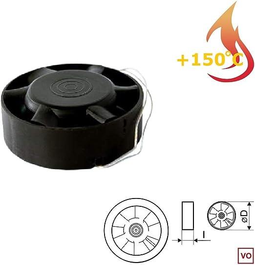 Ventilador Extractor Industrial en línea para conductos Circulares ...