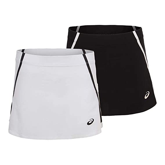 Amazon.com: ASICS Womens Lightweight Tennis Skort Tennis ...