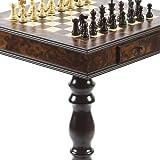 Rosewood Staunton Jr., Chessmen