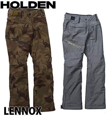 18-19 HOLDEN/ホールデン LENNOX pant レディース スノーウェア パンツ スノーボードウェア 2019 CHAMBRAY Small
