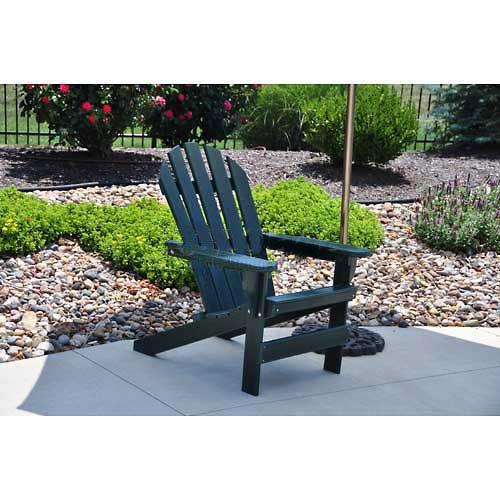 Cape Cod Adirondack Chair, Green