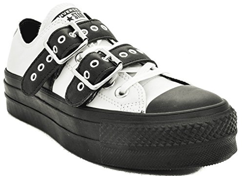 Converse Buckle Basses Chuck CTAS Ox Taylor Lift Sneakers Femme TqCTrw7xv