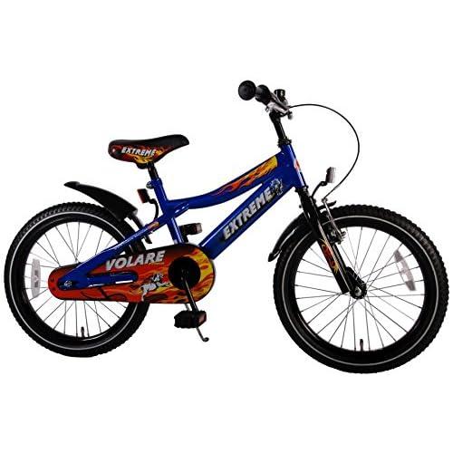 Vélo Garcon Volare Extreme 18 Inch bleu