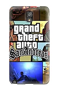 New Grand Theft Auto Tpu Skin Case Compatible With Galaxy Note 3