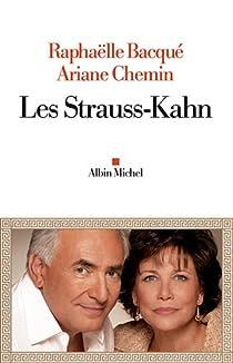 Les Strauss-Kahn par Bacqué