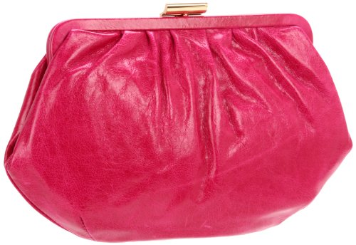 Hobo  Dove Shoulder Bag,Fuchsia,One Size by HOBO