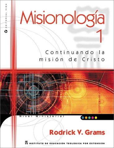Misionología by Vida Publishers